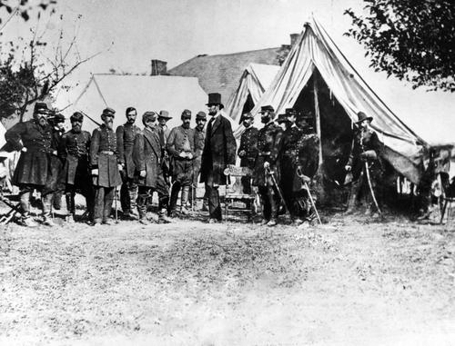 Civil war photo