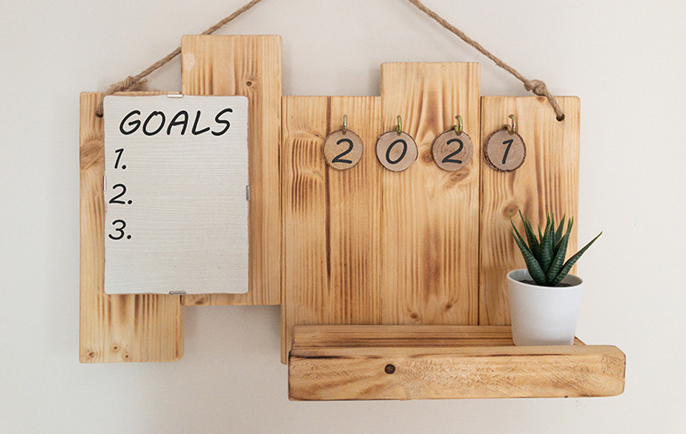 Accomplishing Your 2021 Business Goals