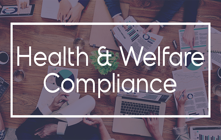 All About Health and Welfare Compliance