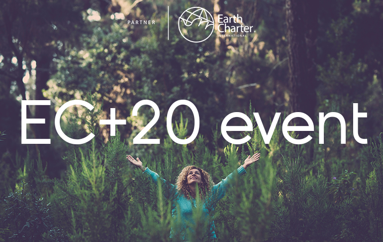 Earth Charter Celebrates 20 Years!