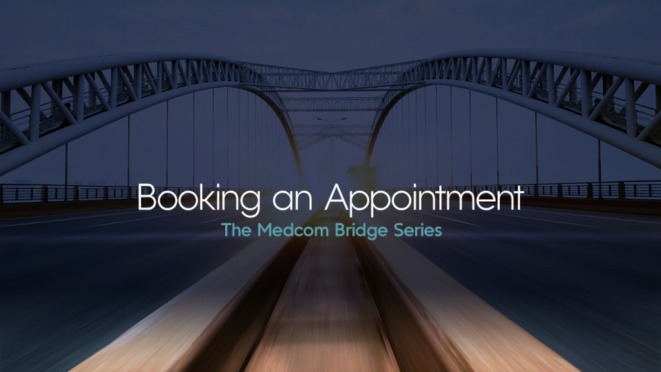 Preview image for Bridge Booking an Appointment