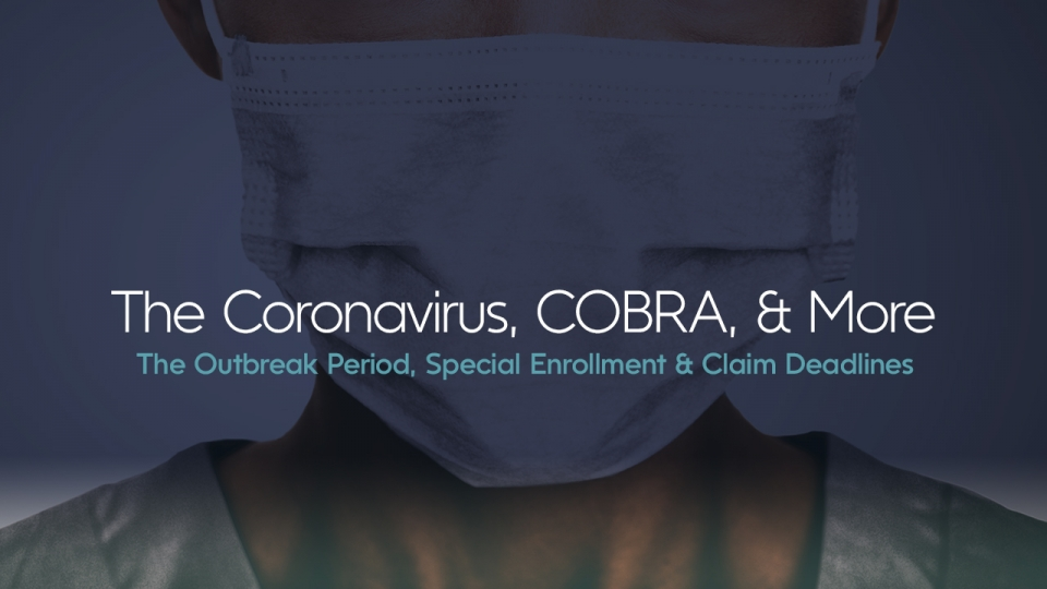 Preview image for Coronavirus & COBRA