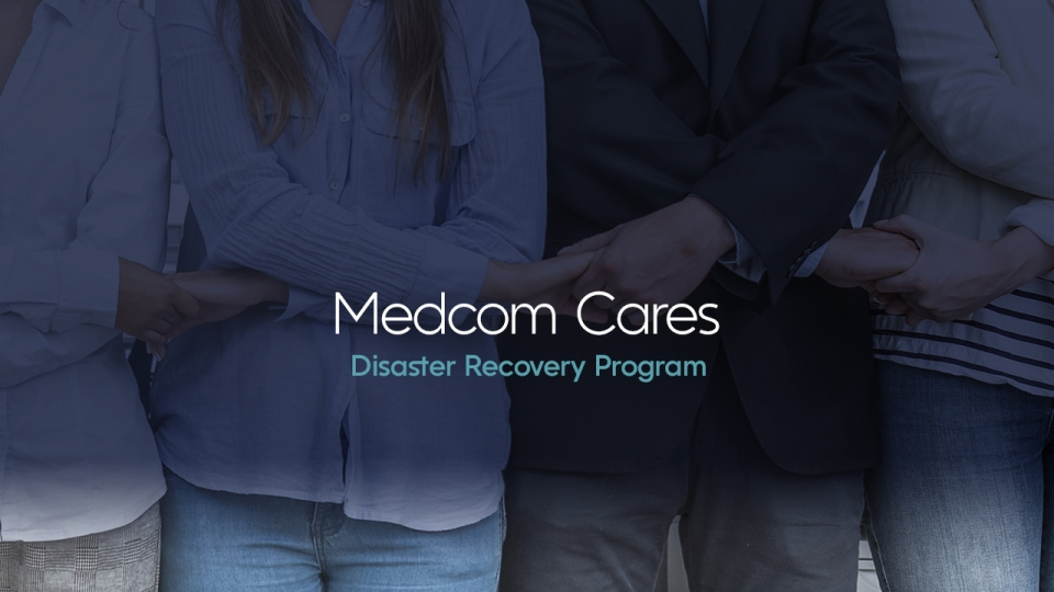 Preview image for Medcom Cares Disaster Recovery Program