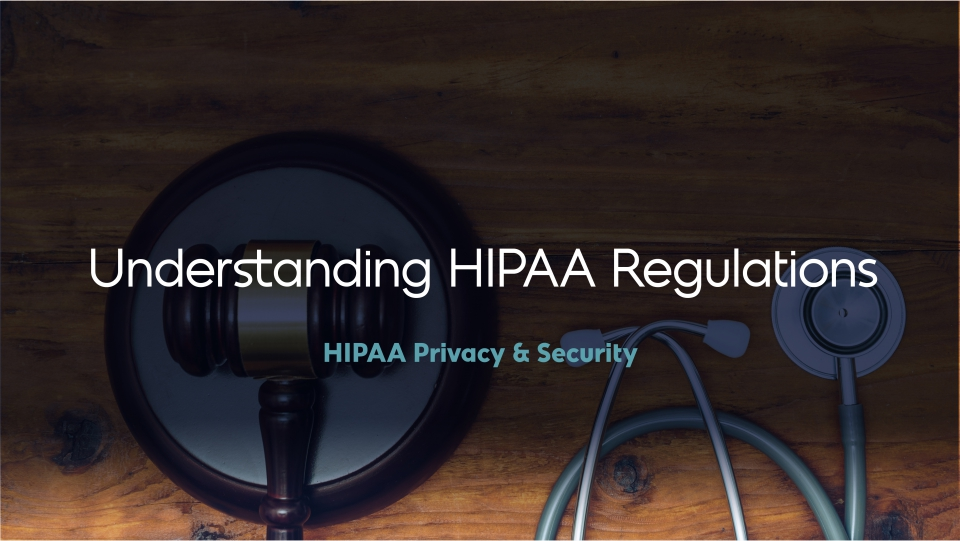 Preview image for Understanding HIPAA Requirements