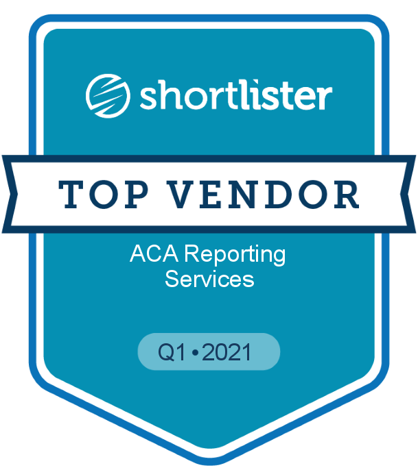 Shortlister Top Vendor ACA Solutions